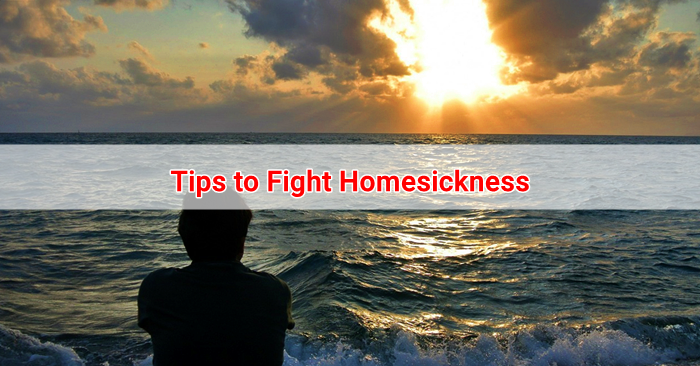 how to fight homesickness