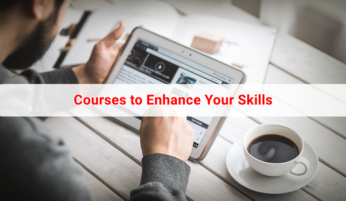 course to enhance skills