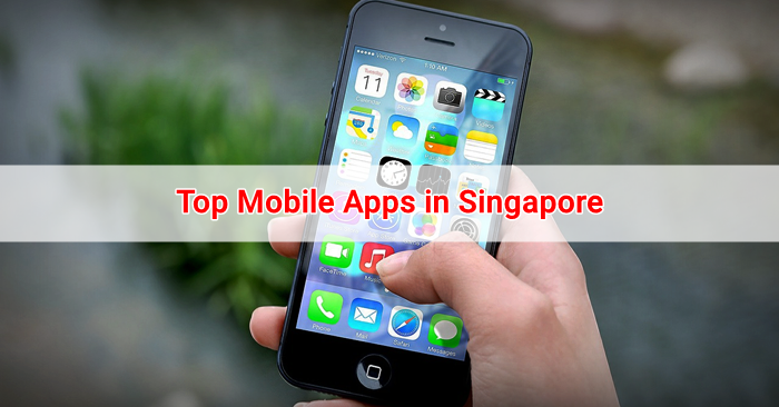 top mobile apps singapore
