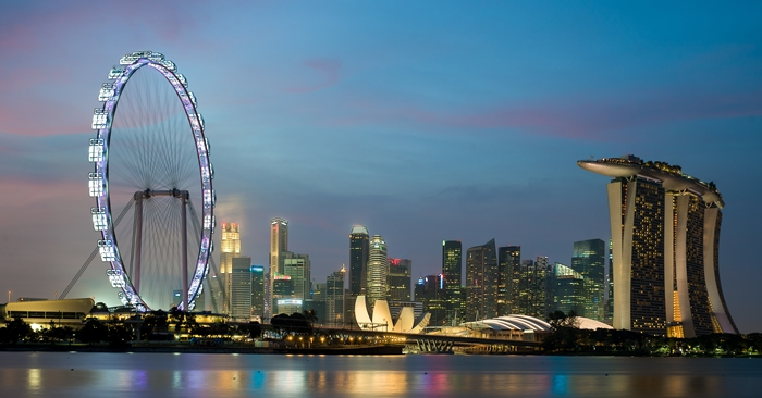 top industries singapore