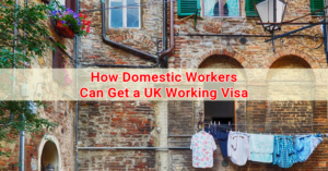 domestic helper visa UK