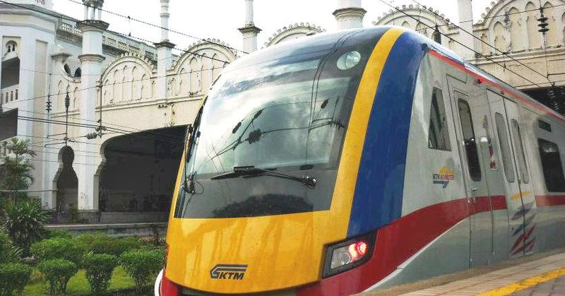 How to go to Johor Bahru from Singapore by Train