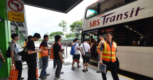 SBS Transit Buses to Offer Free Wi-Fi from February 2019