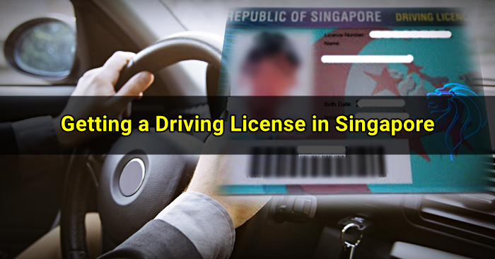 getting a driving license in singapore