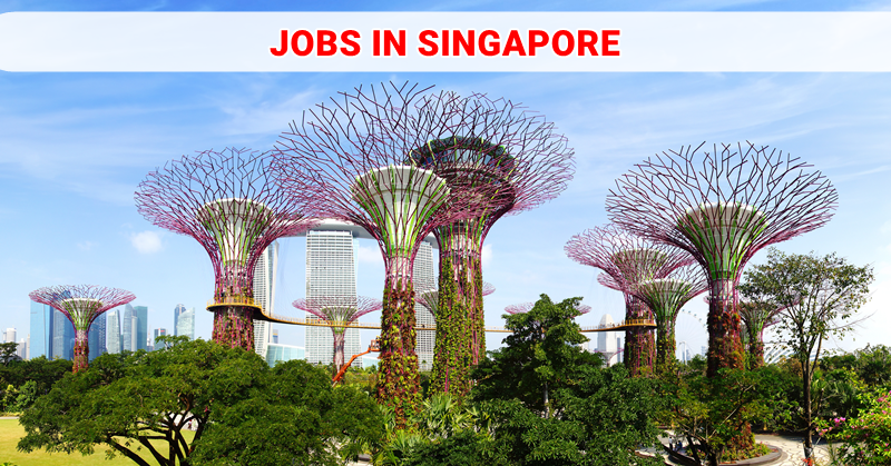 Multiple Jobs in Singapore for Expats | Singapore OFW