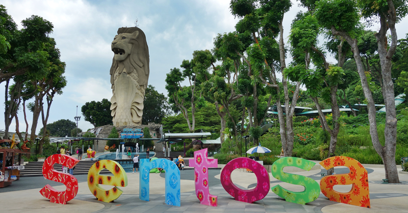 Sentosa will Offer Free Entry during September School Holidays