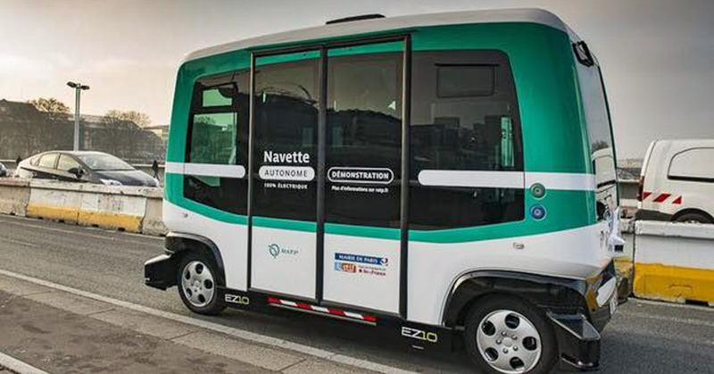Driverless Shuttle Set to go on Live Trial at NUS by March 2019