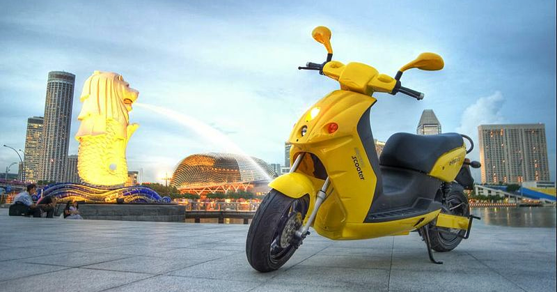 Land Transport Authority Opens E-scooter Registration by early January