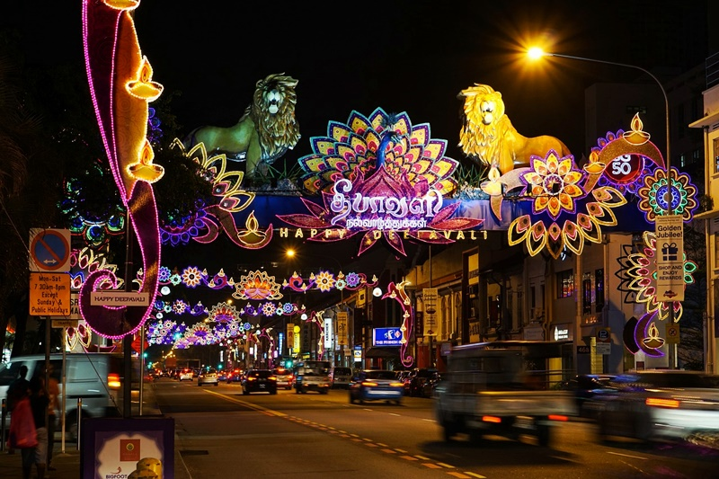 Diwali in Singapore