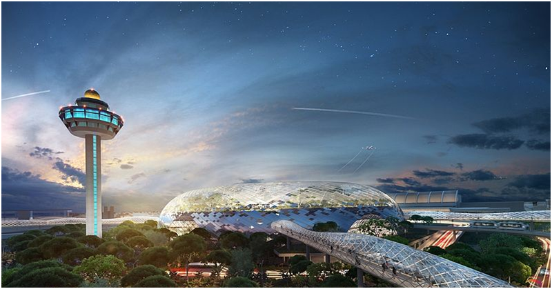 Jewel Changi Airport Offers Over 2,000 Jobs