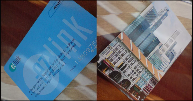 Here's What You Need to Know about the EZ-Link Card in Singapore