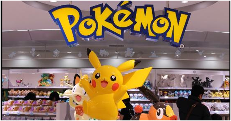 Jewel Changi to House First Pokémon Centre Outside Japan