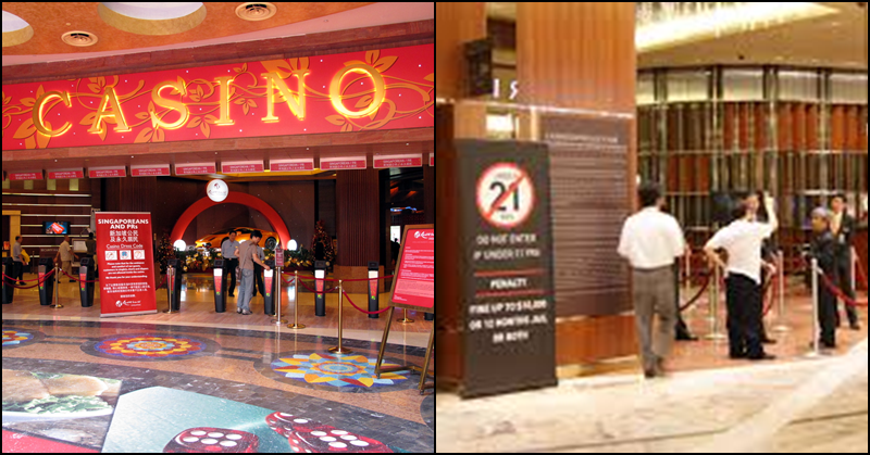 Casino Entry Taxes to Increase by 50% for Singaporeans and Permanent Residents