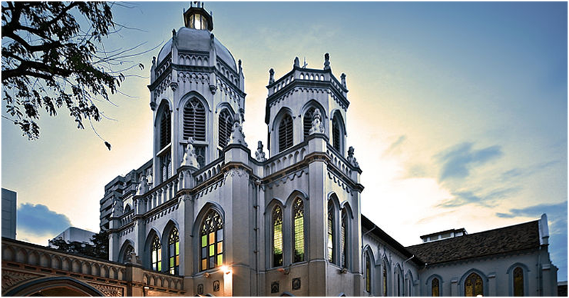 List of Catholic Churches in Singapore