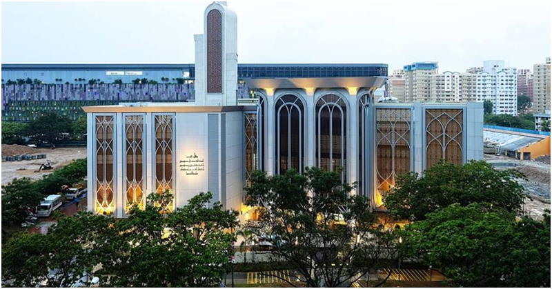 Singapore's Largest Mosque Reopens, Offers Info on Islam to Non-Muslims