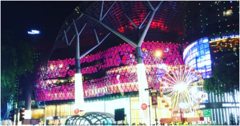 New Weekend Pop-Up Event in Orchard Road Draws Large Crowd on Opening Night