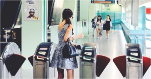 Soon, Pay for Public Transport Fare with Visa Contactless Cards in Singapore
