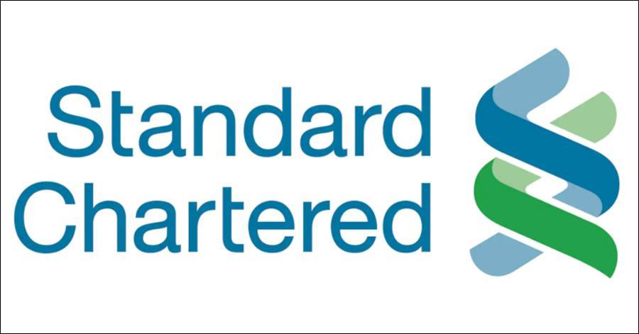 standard chartered bank logo