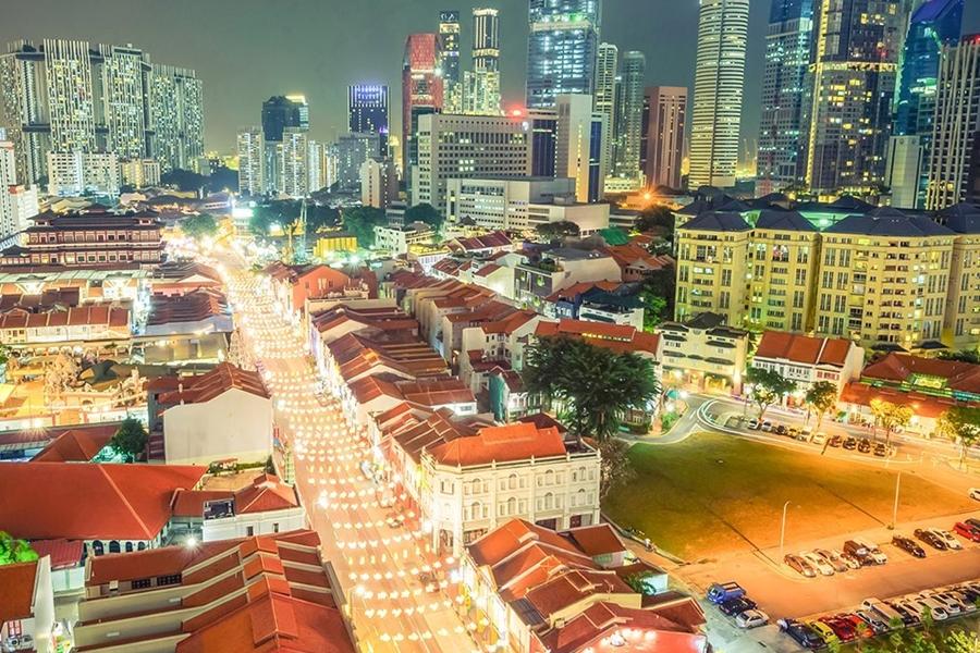 Big Bus Tours Singapore City