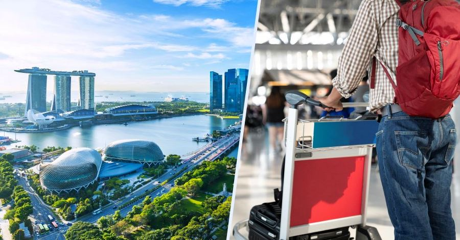 what to bring when you travel to singapore for work