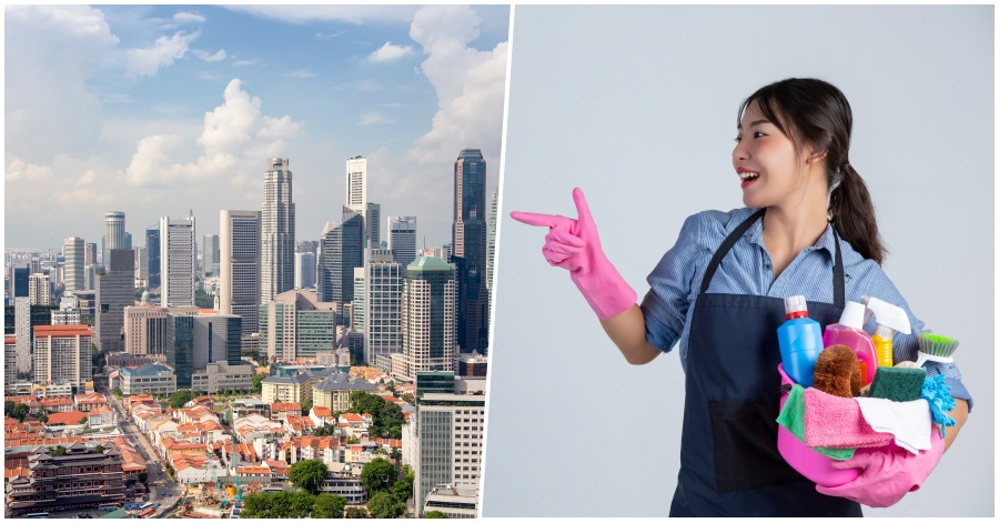 7 Tips for First Time Domestic Helpers' First Day in Singapore