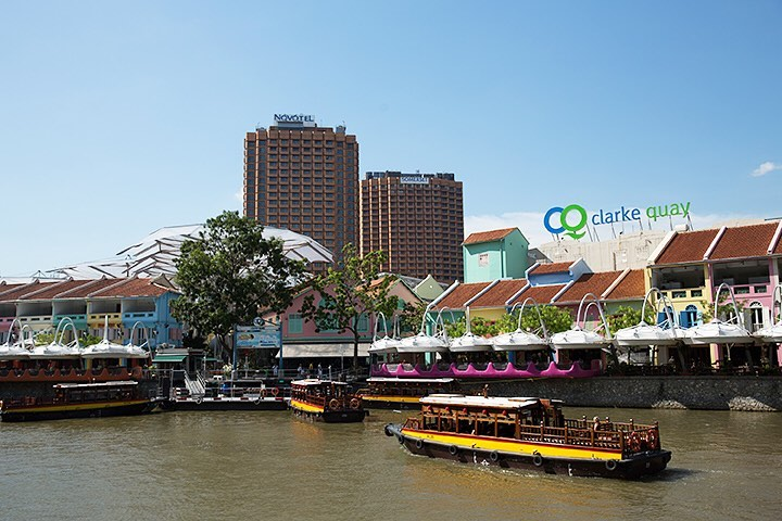 Here's What You Need to Know About the Singapore River Bumboat Cruise