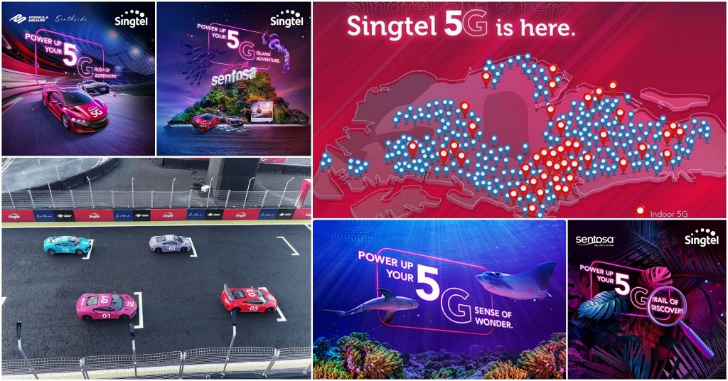 Here Are Fun 5G Activities to Enjoy with the Whole Family at Sentosa